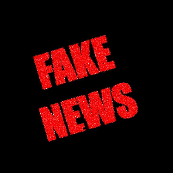 偽りの情報、fake news