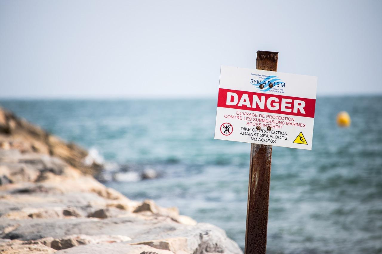 danger,標識